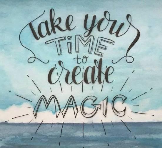 creatieve workshop hand letteren