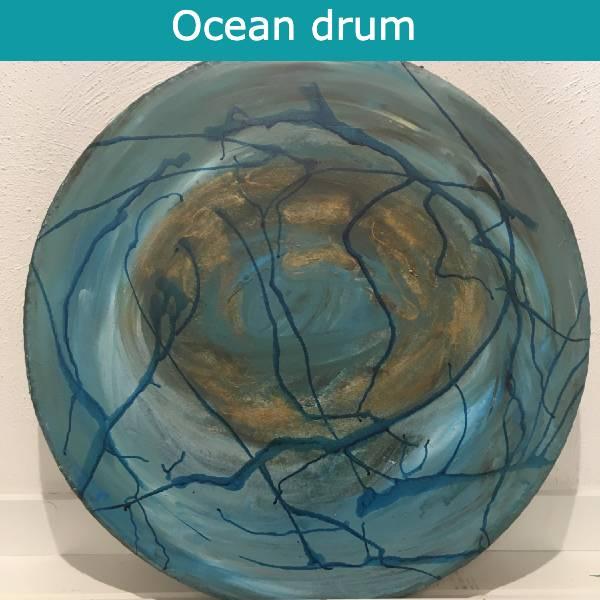 Ocean drum yoga en creatieve vakantie