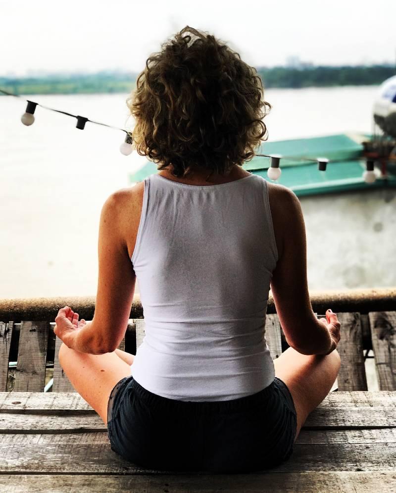 Creatieve Meditatie Ontspanningsweek Pascal Cath