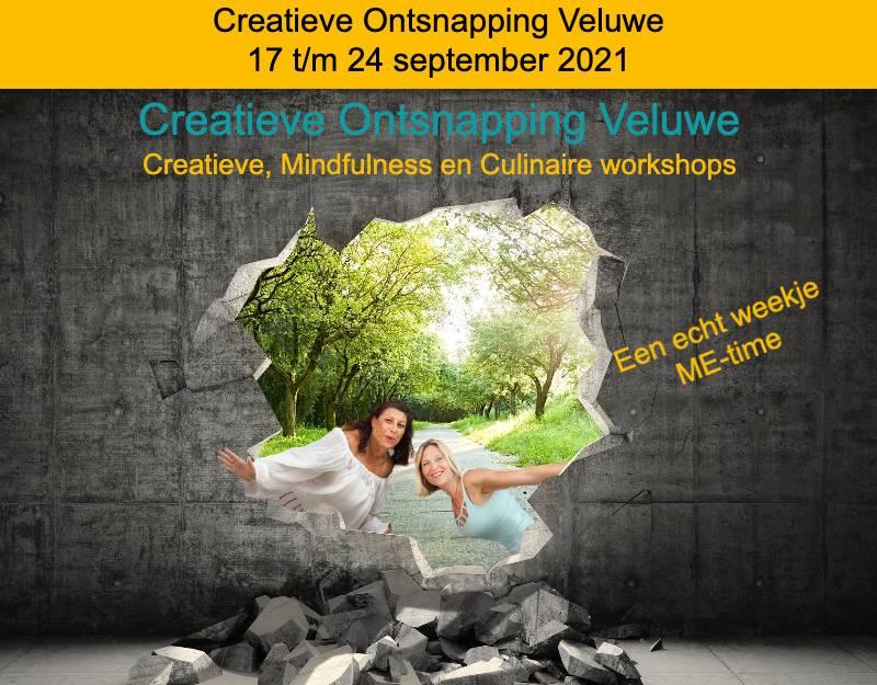 Creatieve workshops Nederland Veluwe