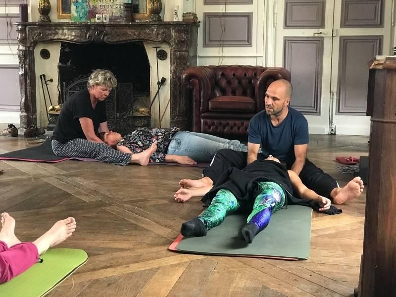 creatieve meditatie ontspanningsweek massage voor dummies Robin Berkelmans
