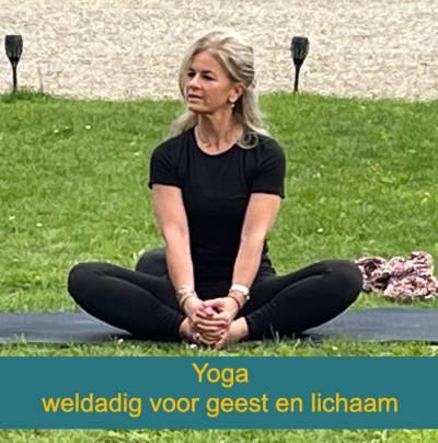 yoga vakantie nederland