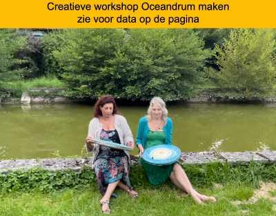creatieve workshop oceandrum maken